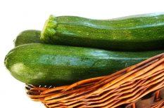 cukkinirecept, egytálétel, zöldség