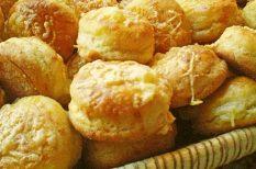 pogácsa, sajt, sütés