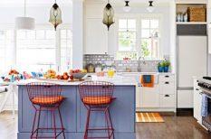 konyha, lakberendezés, otthon