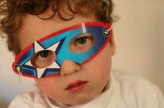 gyerekprogram, rajzpályázat, szuperhős