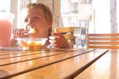 egészséges táplálkozás, ételallergiás gyermek, gyerek
