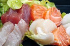 egészséges táplálkozás, hal, halételek