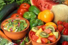 higiénia, megbetegedés, zöldség és gyümölcs