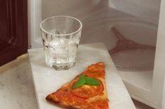 házi praktikák, pizza, trükk