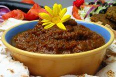 indiai padlizsán, indiai recept, padlizsán, padlizsánkrém, zöldséges recept