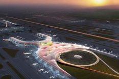 fenntarthatóság, Norman Foster, repülőtér, technológia
