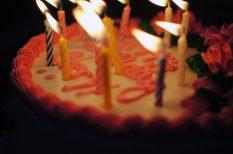 családi programajánló, születésnap, torta
