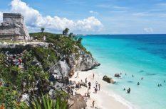 fehér homokos tengerpartok, indián civilizációk, Mexikó, spirituális, tequila, tortilla és chili