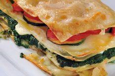juhtúró, juhtúrós recept, lasagne, zöldséges lasagne, zöldséges recept