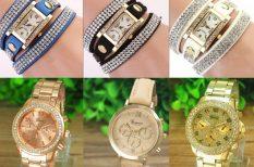 ajándék, divat, óra, trend