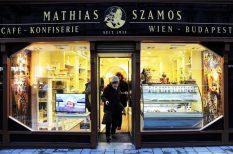 Bécs, cukrászda, érdekesség, hagyomány