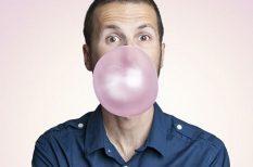 cukormentes, fogápolás, fogászati problémák, rágógumi, rágózás