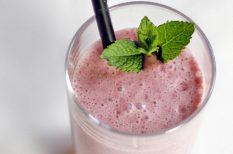 egészséges életmód, egészséges finomság, smoothie, turmix