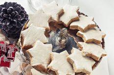 fahéj, mandula, sütemény, ünnep
