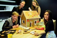 celebek, fogadalmak, jótékonyság, karácsony, mézeskalács, Puskás Peti, sztárok, újév