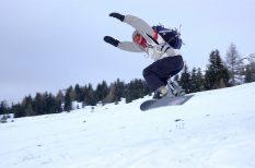 baleset, sportsérülés, téli sport
