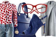 divat, kiegészítők, metál, színek, tavasz