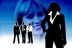 fejlődés, férfiak, munkahely, nők, pénz, vezetés