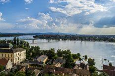 duna, magyarország, térkép, utazás