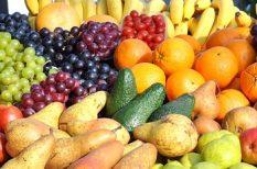 gyümölcs, lékúra, mozgás, tavasz, zöldség
