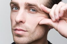 botox, férfi arcápolás, kozmetika, ránctalanítás, vonzó férfi