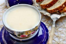 arab recept, csirke, egzotikus étel, leves, mandula, marokkói recept