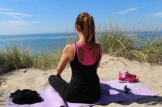 jóga, meditáció, test és lélek