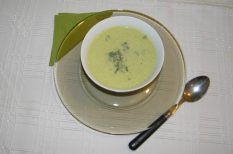 francia konyha, gasztronómia, kánikula, leves, uborka