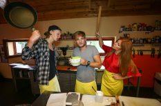 főzés, Konhyapecérek, sorozat, Tv műsor