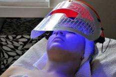 arc, fény, kezelés, kozmetika, led, ránctalanítás, terápia