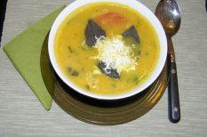 gasztronómia, leves, répa, zeller, zöldség