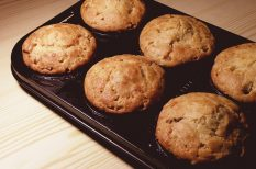 cukkini, gluténmentes recept, muffin
