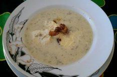 galuska, kapor, leves, sajt