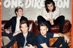 együttes, One Direction, sztárok, zene