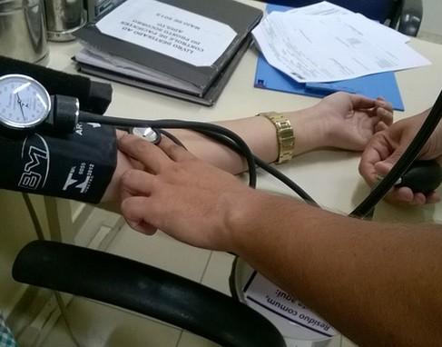 Vérnyomásmérés, Kép: pixabay