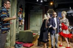 bemutató, Furcsa pár, kikapcsolódás, Neil Siomon, színház, Szolnok, szórakozás
