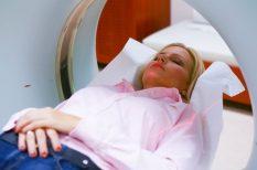 ágy, koponyavizsgálat, nyaki ultrahang, orvosi vizsgálat, Várkonyi Andi, vérellátás