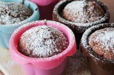 csoki, muffin, sütemény