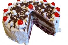 desszert, felmérés, gasztronómia, kelt tészta, magyar ízlés, oreós torta