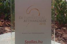 Avalon Par, az év turisztikai Attrakciója, kirándulás, Miskolctapolca, szabadidő, szállás.hu