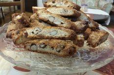 Cantuccini, gasztronómia, olasz, recept, süti, Toscan Club, toszkán