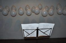 debrecen, installáció, képzőművészet, Szabó Károly, tárlat