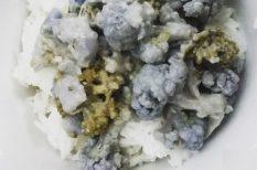 burgonya, gasztronómia, karfiol, lila, recept