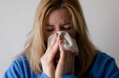 arcüreggyulladás, influenza, infralámpa, nátha, orr