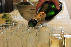 alkohol, párkapcsolat, pezsgő, szexuális aktivitás, szilveszter