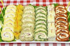hidegtál, szilveszteri étel, zöldség