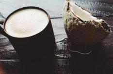 kávé, kávézó, kókusztej, laktózérzékenység