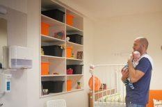 baba, betegség, McDonald Gyermeksegély Alapítvány, orvosi kezelés, PTE, Ronald Szoba