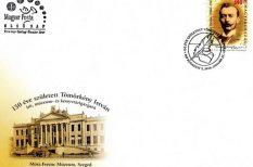 alkalmi bélyeg, Magyar Posta, szeged, Tömörkény Isván