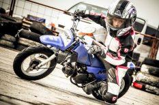 H-MOTO Team, kislány, motorozás, sport, Vincze Viktória Hanna